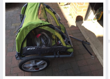 Instep baby/toddler bicycle seat in Lakenheath, UK