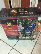 New! 22inch Foldable charcoal Grill in Fort Rucker, Alabama