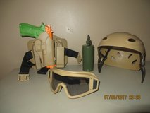 Toy Tactical Military Gear Set in Lockport, Illinois
