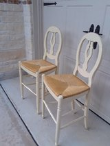 Pair of Counter Height Barstools in Spring, Texas