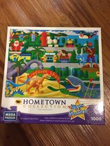 1000 piece puzzle in Okinawa, Japan