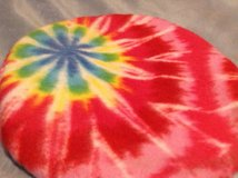 TIE DYE HAT BERET in Travis AFB, California