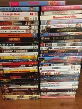Assorted DVD's in Okinawa, Japan
