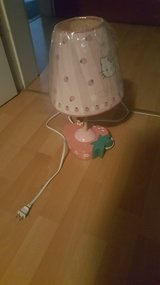 Hello Kitty Lamp in Ramstein, Germany