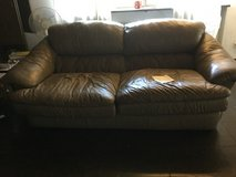 Couch and matching chair w/Ottoman in Stuttgart, GE