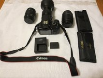 EOS Rebel T5 18MP DSLR Camera Kit in Fort Campbell, Kentucky