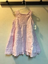 H&M Pink Dress - Sz 1.5-2 years old in Okinawa, Japan