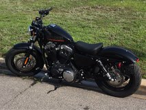 Harley Davidson 2014 in Fort Bragg, North Carolina