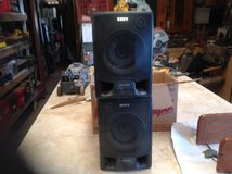 sony bookshelf speakers in Alamogordo, New Mexico