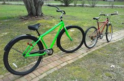 "32"" green bicycle in Clarksville, Tennessee"