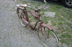 61 skyrider bicycle in Fort Campbell, Kentucky
