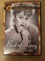 NEW The best of Lucy and Friends dvd set in Fort Drum, New York