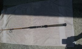 "Ugly stick ""Tiger Lite"" 6'6"" Medium heavy action, rod - fishing pole in Camp Lejeune, North Carolina"