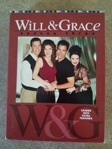 Will and Grace season 3 dvd set in Fort Drum, New York