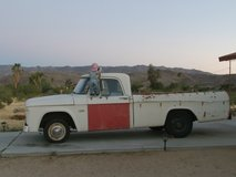 "1961 DODGE SWEPT LINE TRUCK "" A.K.A. "" DONKEY "" in Yucca Valley, California"