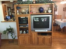 TV/Stereo Hutch and Television in Westmont, Illinois