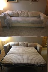 Full-size pullout sleeper sofabed couch in Wheaton, Illinois
