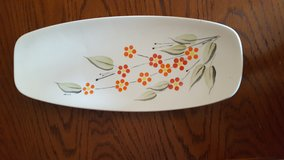 Vintage funky tray in Lockport, Illinois