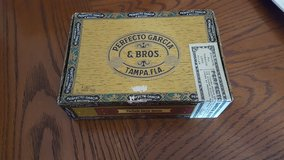 1 cigar box in Joliet, Illinois