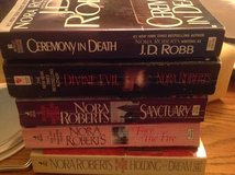 Nora Roberts variety in St. Charles, Illinois