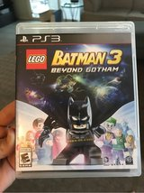 Batman 3 Beyond Gotham Lego PS3 in Camp Pendleton, California