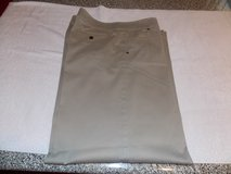 Ladies Size 12 WORTH Khaki Slacks in Hopkinsville, Kentucky