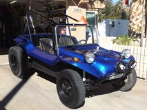 Manx style buggy in Lake Elsinore, California