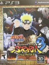 Naruto PS3 in Camp Pendleton, California