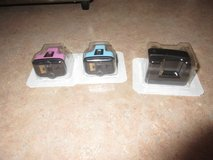 HP 02 Printer Ink Cartridges. NIB in The Woodlands, Texas