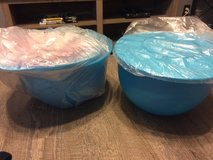 Tupperware bowls in Fort Campbell, Kentucky