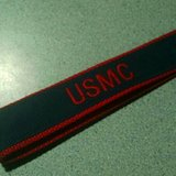 USMC Dress Blues Keyfob in Cherry Point, North Carolina