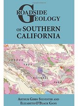 NEW  Roadside Geology of Southern California in Travis AFB, California
