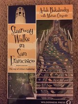 NEW Stairway Walks in San Francisco (7th Ed) in Travis AFB, California