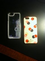 Kate spade & glitter iPhone 6 phone cases in Byron, Georgia