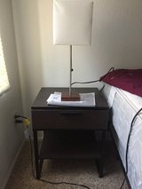 Two Nightstands and Two Lamps in Luke AFB, Arizona