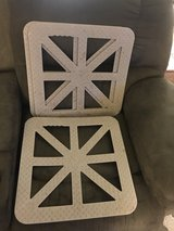 Spikes for furniture in Travis AFB, California