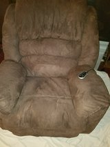 Massage and heating recliner in Birmingham, Alabama