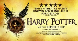 Harry Potter and the Cursed Child Part 1 & 2 in Grafenwoehr, GE