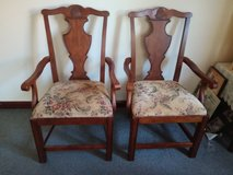 X2 Captain dining chairs with arms in Lakenheath, UK