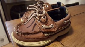US6C EUR22 Top-Sider Sperry Billfish Alternative Closure Boat Shoe (Toddler/Little Kid)  loafers... in Ramstein, Germany