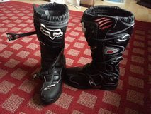Fox Adult dirt bike boots in Hopkinsville, Kentucky