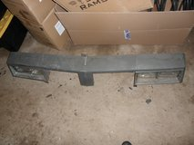 For Sale:  1981 to 86 OLDSMOBILE CUTLASS SUPREME HEADER PANEL in Bartlett, Illinois