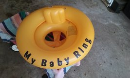 Baby pool float in Moody AFB, Georgia
