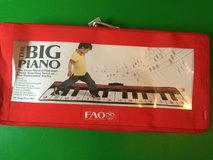 FAO Schwartz Big Piano in Baytown, Texas
