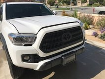 2016 TACOMA TRD OFF ROAD STOCK GRILLE in Temecula, California