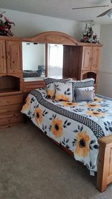 Perfect Bed for College Student or Techo person(new price) in Fort Carson, Colorado