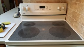 Glass Top Electric Range in Livingston, Texas
