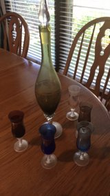 Vintage Decanter and Cordials in Algonquin, Illinois