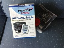 Healthy Living Automatic Blood Pressure Monitor in Naperville, Illinois