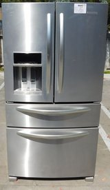 25 CU. FT. KITCHEN AID BOTTOM FREEZER- STAINLESS STEEL (FINANCING) in Camp Pendleton, California